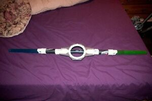 Star Wars The Clone Wars Spinning Electronic Lightsaber London Ontario image 1