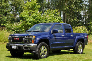 2009 GMC Canyon Pickup Truck