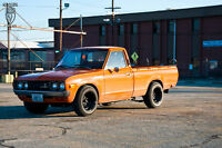 WANTED: DATSUN 620 PICKUP