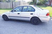 NEED GONE ASAP 1999 Honda Civic