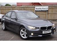 2012 BMW 3 Series 2.0 318d SE 4dr