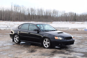 2005 Subaru Legacy GT (Built Engine, STI 6 Speed Swap)