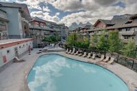 Great views and amenities - 2 bed 2 bath Canmore Condo