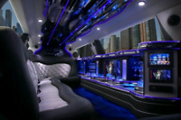 Birthday concert night out limo rentals limousine services