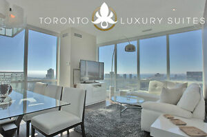 Luxury Executive SubPenthouse Fully furnished All In King West