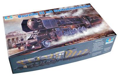 Trumpeter 9360210 Kriegslokomotive Baureihe 52 (BR-52) 1:35 Modellbausatz