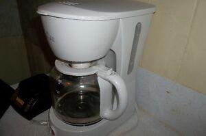 Coffee machine, works well