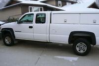 2006 GMC Sierra 2500 SL Pickup Truck long box