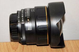TAMRON SP AF 14mm F/2.8 ASPHERICAL IF wide-angle lens for Nikon