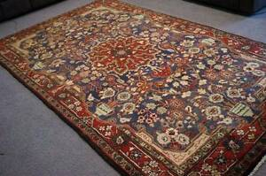 Hamadan Handmade Persian Rug Hand Knotted Rug-168x287 cm Hornsby Hornsby Area Preview