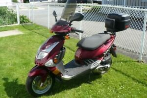 scooter pgo 2007