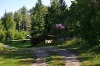 Tim's By The River Campsite for your summer get away booking.