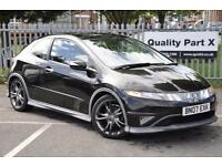 2007 Honda Civic 2.2 i-CTDi Type S GT Hatchback 3dr