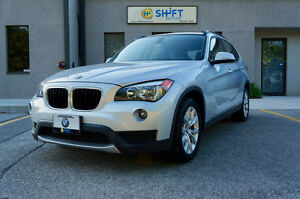 2013 BMW X1 xDrive28i EXECUTIVE AND PREMIUM PACKAGES