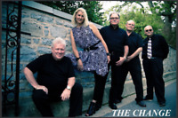 Live Music ! Hire THE CHANGE for your next party !