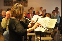 Educational Music Concerts for Seniors
