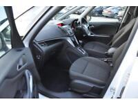 2015 Vauxhall Zafira Tourer 2.0 CDTi 16v Exclusiv 5dr