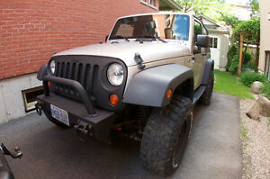 2007 Jeep Wrangler (2 door)