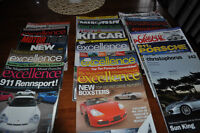 Magazine pour amateur de Porsche