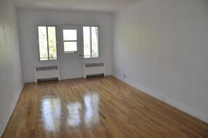 Two bed rooms in NDG.