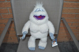 Plush Bumble Abominable Snow Monster Doll Toy Rudolph Christmas
