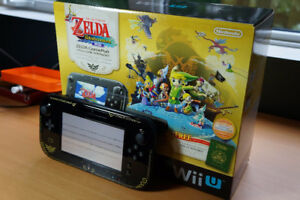 Wii U Systems! Limited Edition Consoles!