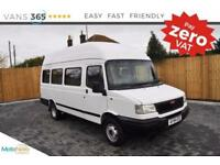 LDV Convoy LOW MILEAGE ONLY 37K MILES 17ST MINIBUS IDEAL CAMPER/RACE VAN CONVERS