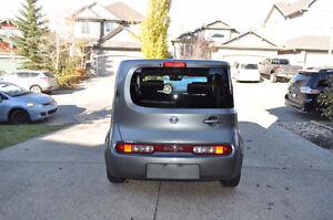 2010 Nissan Cube Manual Hatchback