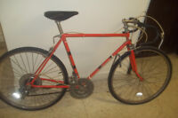 Over 10-12 Bikes for sale-2 Vintage Road bikes