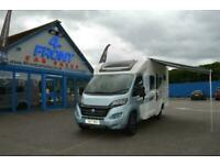 Swift Escape SALTIRE 614 FIAT DUCATO 6 SPEED GEARBOX 4 BERTH 4 TRAVELLING SEATS