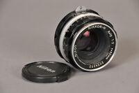 Nikon Nikkor - H 50 mm lens