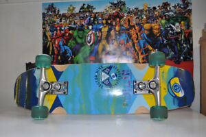 Cruiser/Longboard Sector 9 Barra Soap complet