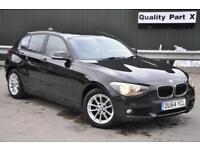 2014 BMW 1 Series 2.0 116d SE Sports Hatch (s/s) 5dr