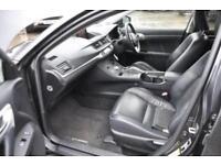 2011 Lexus CT 200h 1.8 SE-L CVT 5dr