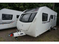 2012 SWIFT CHALLENGER SPORT 524 SR 4 BERTH CARAVAN - END WASHROOM