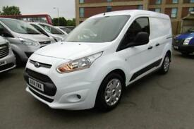 2014 FORD TRANSIT CONNECT 220 TREND 5 - SEAT CREWVAN 1.6 TDCI 95 WITH TWIN SIDE