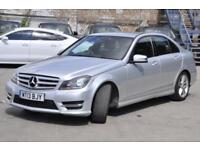 2013 Mercedes-Benz C Class 2.1 C250 CDI BlueEFFICIENCY AMG Sport 4dr