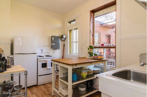 Charmant 4 1/2 lumineux | Charming and sunny 2-bedroom | Plateau