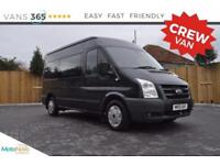 Ford Transit AIR CON CRUISE CONTROL HEATED FRONT SCEEN 115BHP 6 SPEED 280 TREND