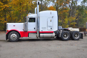 2007 Peterbilt 379 Cummins 550