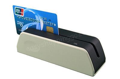 Msr09 Usb Magnetic Credit Card Reader Writer Encoder Magstripe Msr X6