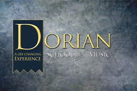 Dorian School Of Music Open All Summer With Flexibility!