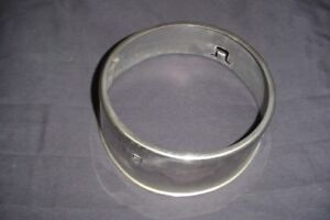 1995-97 jaguar headlight bezel