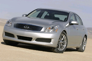 Looking for: G35x or G37x sedan