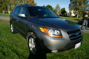2009 Hyundai Santa Fe AWD LOADED SUV, Crossover