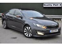 2012 KIA Optima 1.7 CRDi 3 4dr