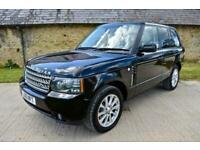 2010 Land Rover Range Rover 3.6 TDV8 VOGUE - new turbos Auto Estate Diesel Autom