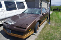1984 Trans Am PROJECT