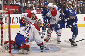 2 tickets for Toronto Maple Leafs vs Montreal Canadiens Oct 29