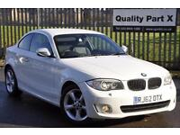 2013 BMW 1 Series 2.0 120d Exclusive Edition 2dr